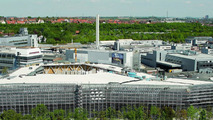 The new Porsche museum (May 2008)