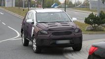 2010 Kia Sportage Crossover in Germany