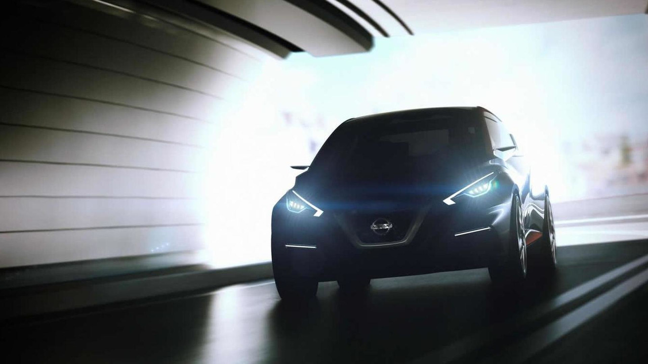 Nissan Sway concept teaser