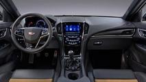 2016 Cadillac ATS-V leaked photo