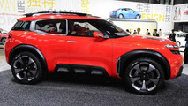 Citroen Aircross concept at Auto Shanghai 2015