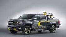 Chevrolet Colorado Performance concept ready for SEMA
