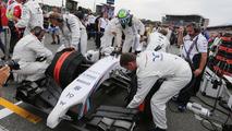 Felipe Massa (BRA) on the grid, 20.07.2014, German Grand Prix, Hockenheim / XPB