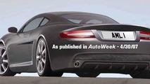 Aston Martin NPX Supercar rendering