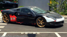 Ferrari Test Mule