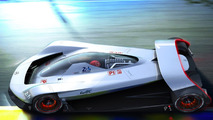 Mercedes-Benz DTW Le Mans 2030 concept