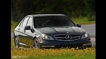 Mercedes-Benz C63 AMG Sedan