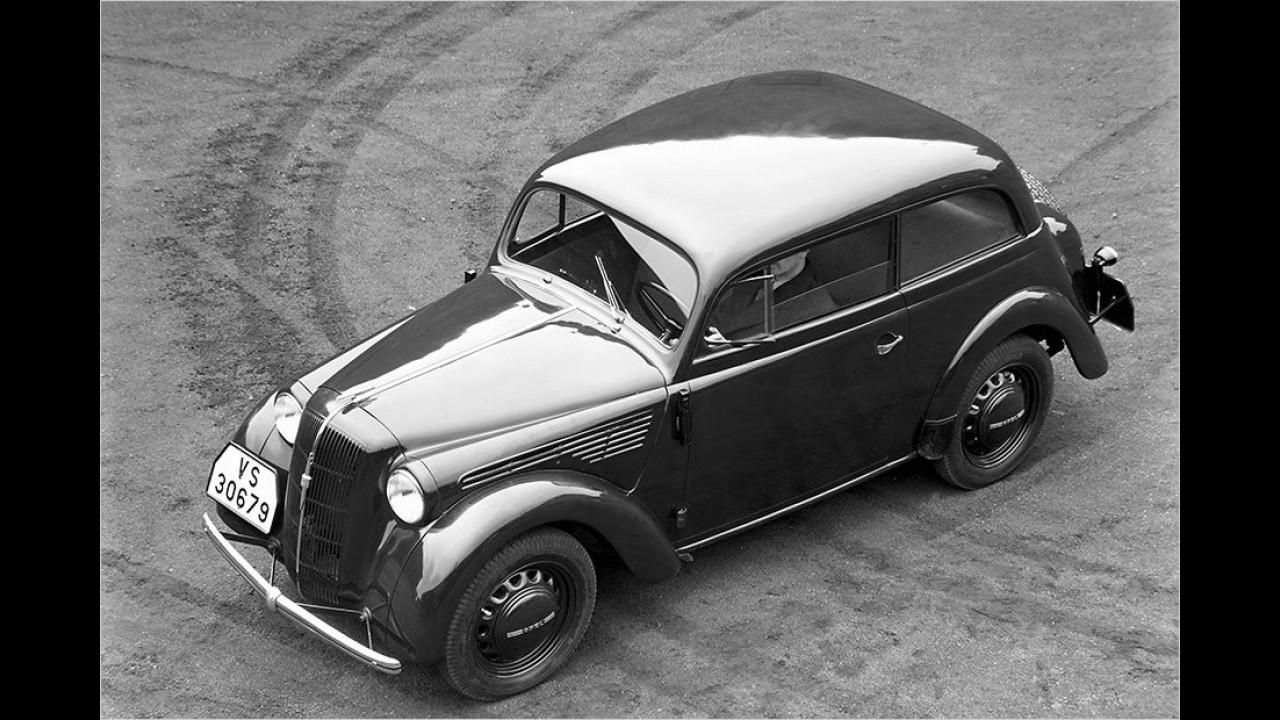 1936: Opel Kadett