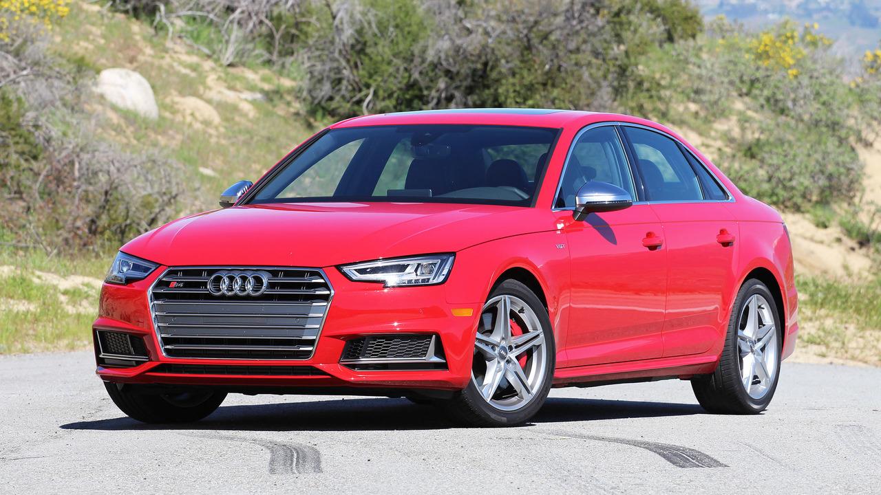 2018 Audi S4: İlk Sürüş