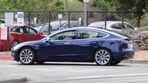 Tesla Model 3 Spy Photos