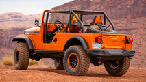 Jeep CJ66 at 2017 Easter Jeep Safari