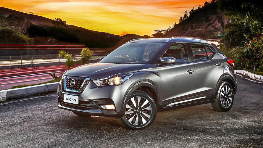 Será que o Nissan Kicks substituirá o Juke nos EUA?