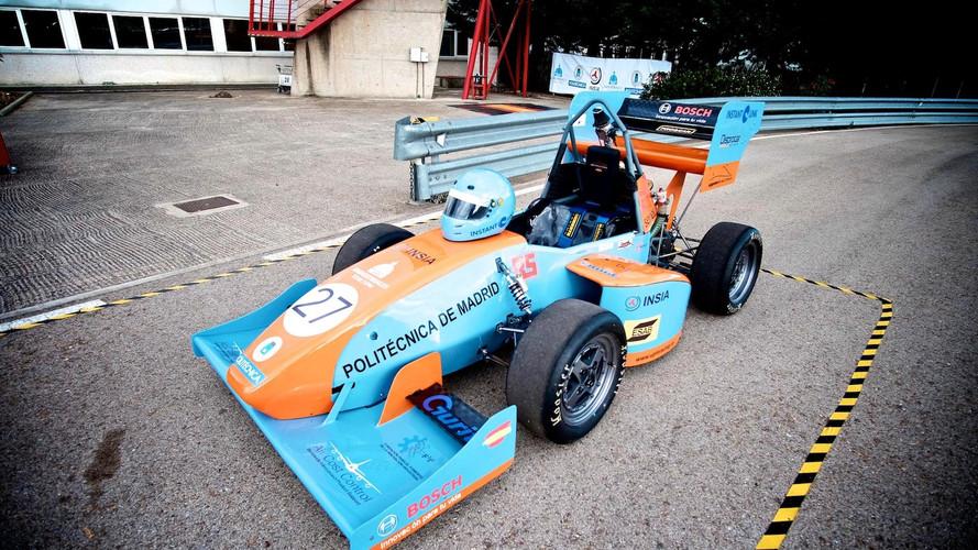 El equipo UPM Racing, a por la Formula Student 2017