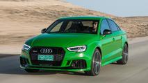 Audi RS3 2017: primera prueba