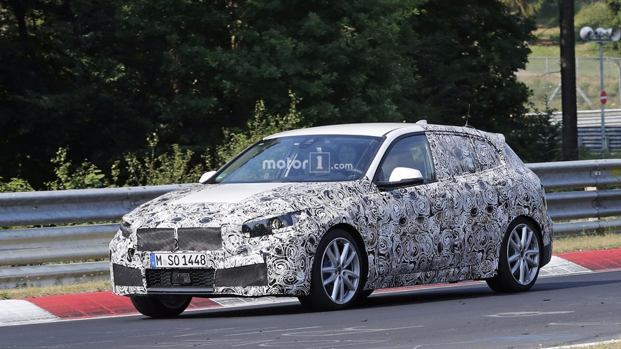 BMW M140i, vídeo espía en Nürburgring