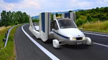 Dossier voitures volantes