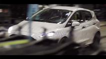 Yeni Ford Fiesta ST teaser