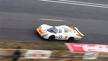 Le Mans 1968 - Ford vainqueur, Pescarolo héroïque
