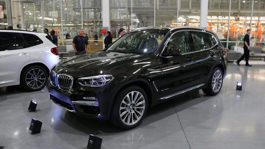 2018 BMW X3 güçlü M40i versiyonuyla geldi