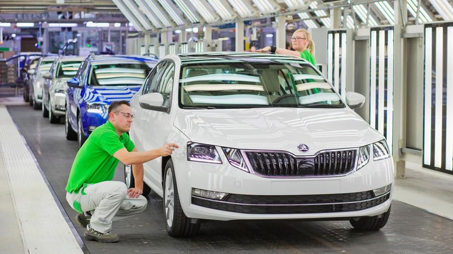 Un premier semestre record pour Škoda