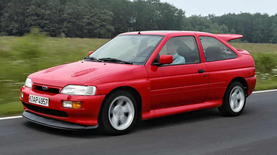 Klasik reklamlar: Ford Escort Cosworth