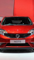 2013 Nissan Note (Euro-spec) at 2013 Geneva Motor Show