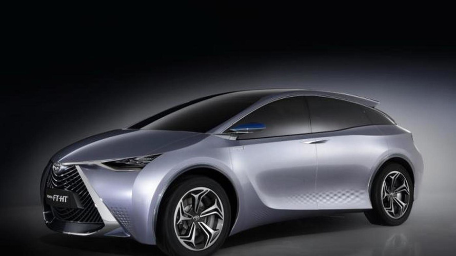 Auto Shanghai - Toyota brings China-spec Yaris, FT-HT Yuejia and Yundong Shuangqing II concepts