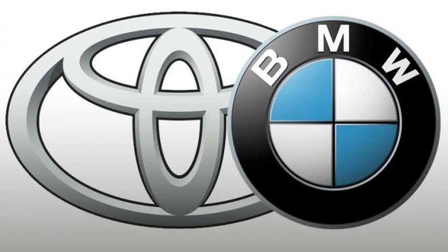 Toyota And Bmw Officially Join Forces For Sports Car