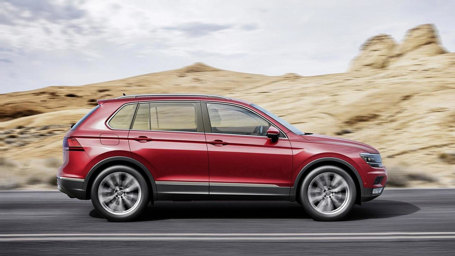 Volkswagen Tiguan Tech&Go 2018, con equipamiento extra
