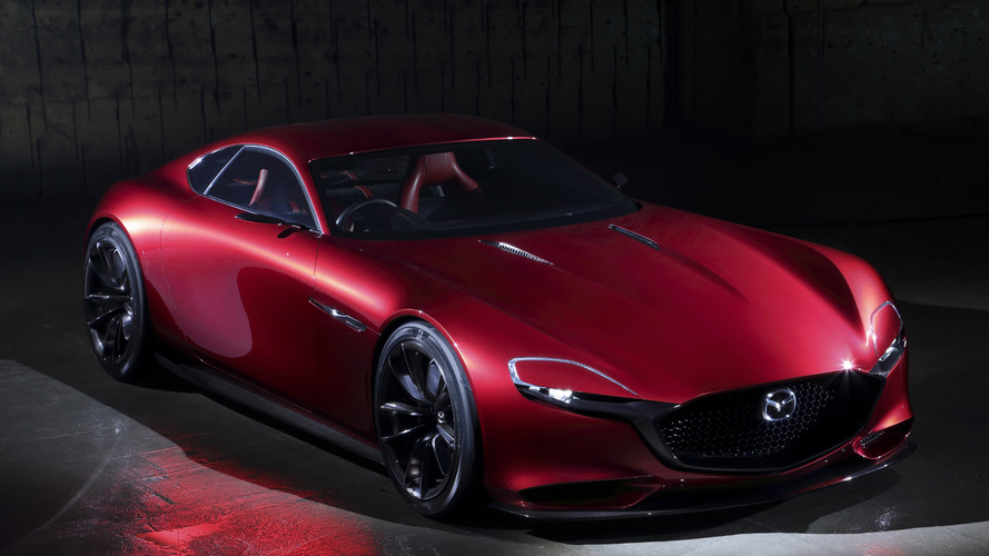 Mazda hints turbocharged rotary engine for RX revival