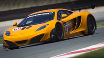 MP4-12C GT3 for the 24hr race at Spa 26.07.2011