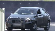 2012 Mercedes-Benz A-Class spied 20.06.2011