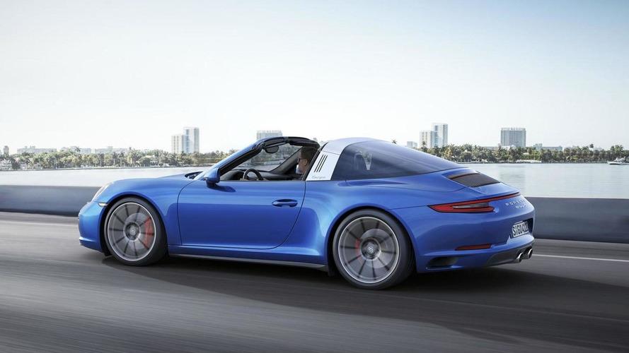 Porsche 911 S Gets 30-hp Performance Kit, New Equipment
