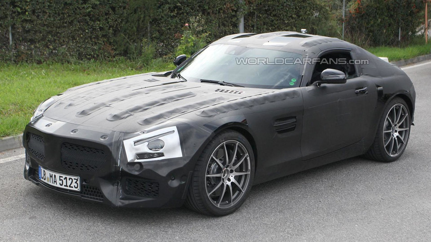 Mercedes-Benz SLC details emerge, could have 493 bhp