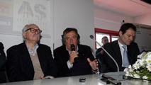 Giancarlo Minardi (center), 01.05.2014, Ayrton Senna Tribute / XPB