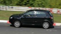 VW Cross Golf SUV Spy Photos