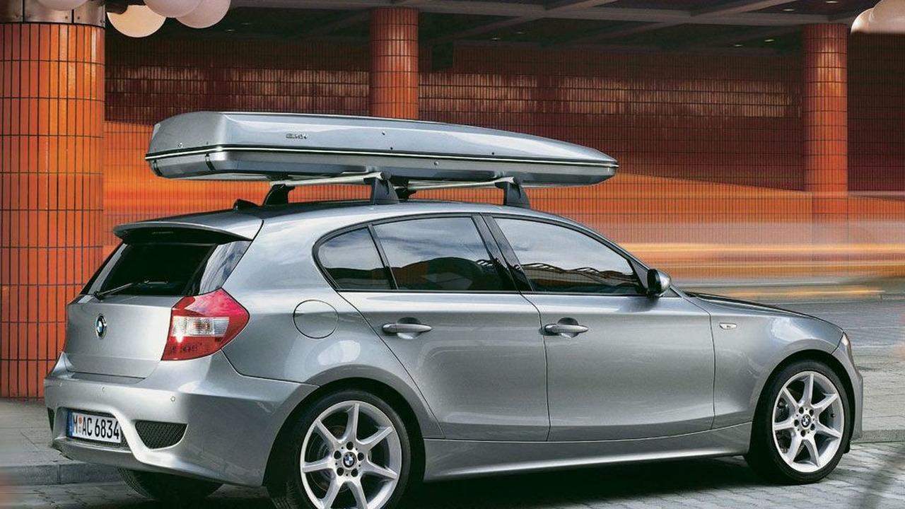 BMW 1 Series Aerodynamic Package