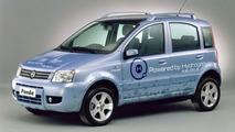 2006 Fiat Panda Hydrogen