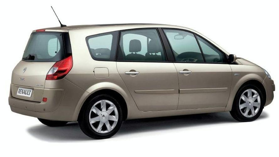 5 Seat 2006 Renault Grand Scenic Unveiled