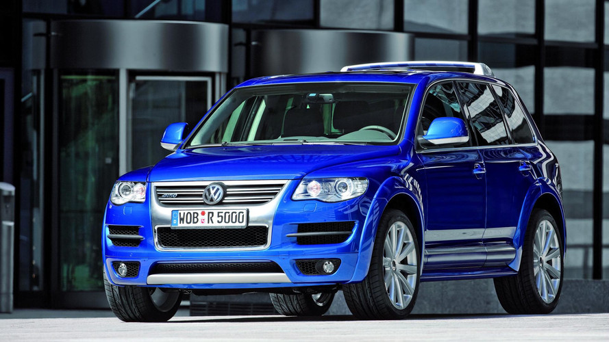 VW Touareg'i mega galeriyle hatırlayalım (200+ Fotoğraf)
