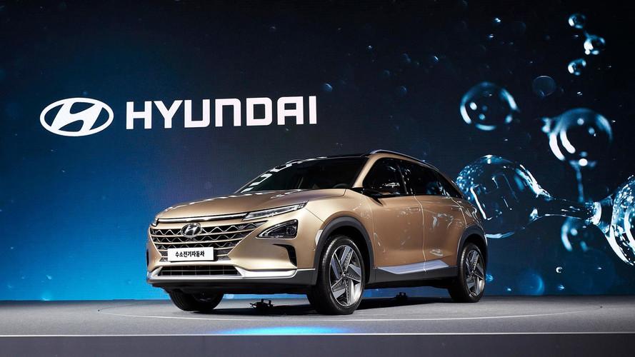 Hyundai'den yakıt pilli SUV geliyor