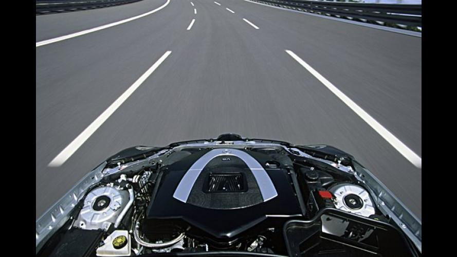 Mercedes: Neuer V6-Motor für den künftigen SLK