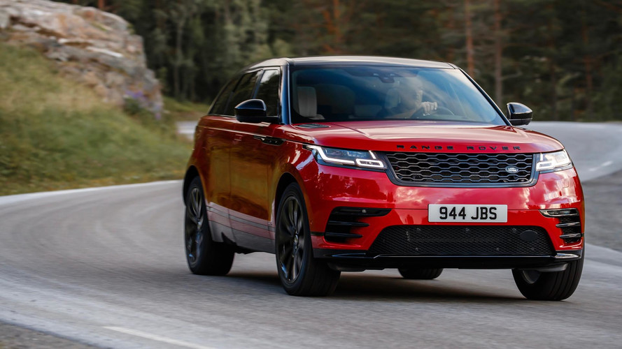 Range Rover Velar crowned most beautiful car in the world