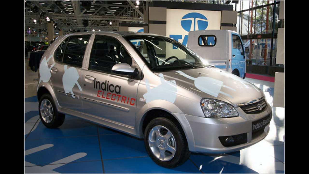 Tata Indica Electric