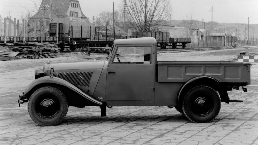 Mercedes Pickups – A Look Back Into History