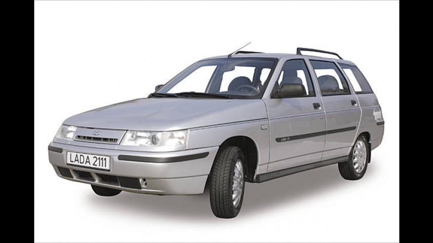 Lada verschenkt satte 1.000 Euro beim Kauf eines Kombis