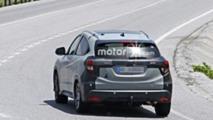 Honda HR-V 2019 - Flagra na Europa