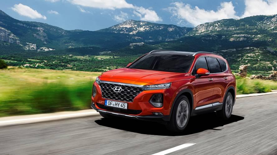 Hyundai reveals UK pricing for new Kona and Santa Fe SUVs