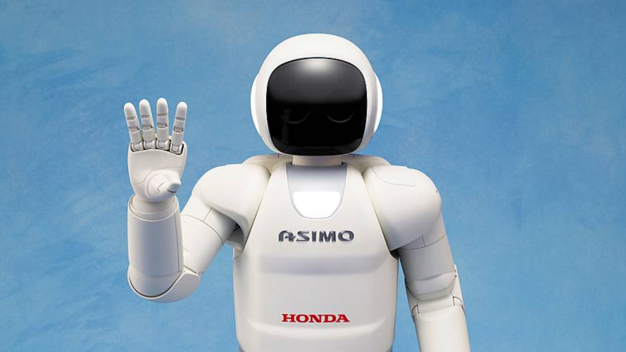 Honda's Humanoid ASIMO Robot Waves Goodbye As Development Ends