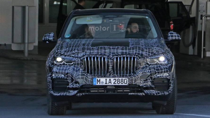 BMW X5 2019 - Flagra